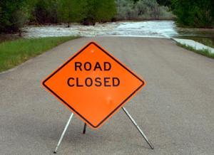 New flood outlook sees increased spring flooding in Wyoming