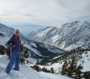 Utah woman shreds the slopes 102 months in a row — and counting