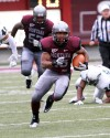 Griz geared up to solve stingy Sam Houston defense in FCS semifinals