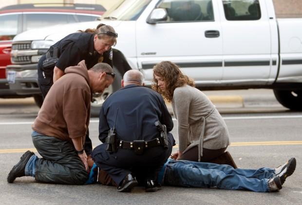 Pedestrian Hit By Car Atlanta