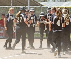 West sweeps Bozeman to qualify for state