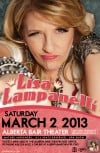 """Queen of Mean"" comedian Lampanelli plays ABT on Saturday"
