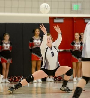 Saturday Volleyball: Huntley Project vs. Forsyth