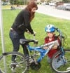 Kids get bikes tuned up for bike to school week