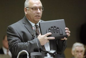 N.D. bill to allow guns in schools draws sharp debate