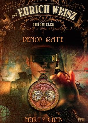 Teen novel 'Demon Gate' fast-paced and ghoulish