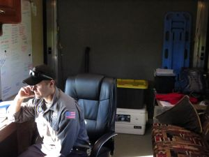 Emergency response adapts to remote ND oil patch