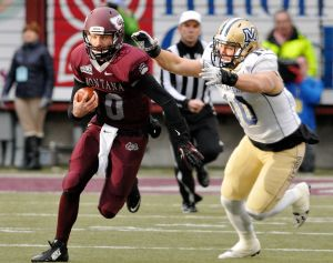 Big Sky Notebook: Turnovers aside, explosive plays fueled Griz victory over Cats