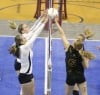Class B volleyball: Hellerud carries Red Lodge on Day 1