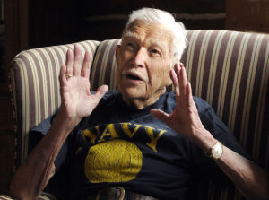 WWII sailor, former forest ranger Karr remembered for multifaceted life