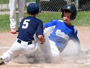 Little League: Area kids learn sportsmanship, leadership, commitment through youth baseball