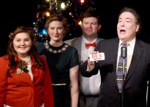 'It's a Wonderful Life: Radio Play' opens Friday at NOVA