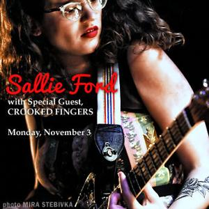 SALLIE FORD w/Crooked Fingers
