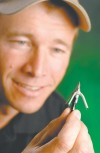 Molt man's broadhead attracts national acclaim