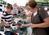 Gallery: Season's first farmer's market