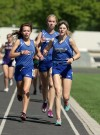 State A track: Corvallis girls rolling toward 3-peat