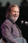 Actor and musician Jeff Bridges
