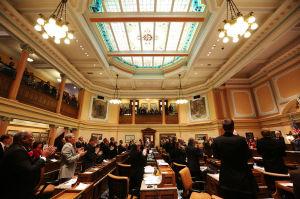 2015 Wyoming Legislature