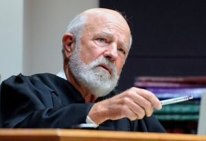 Judge Baugh to be censured today over comments at Rambold sentencing
