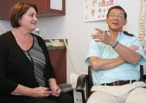 Road to recovery: Stroke Camp helps survivors with healing process