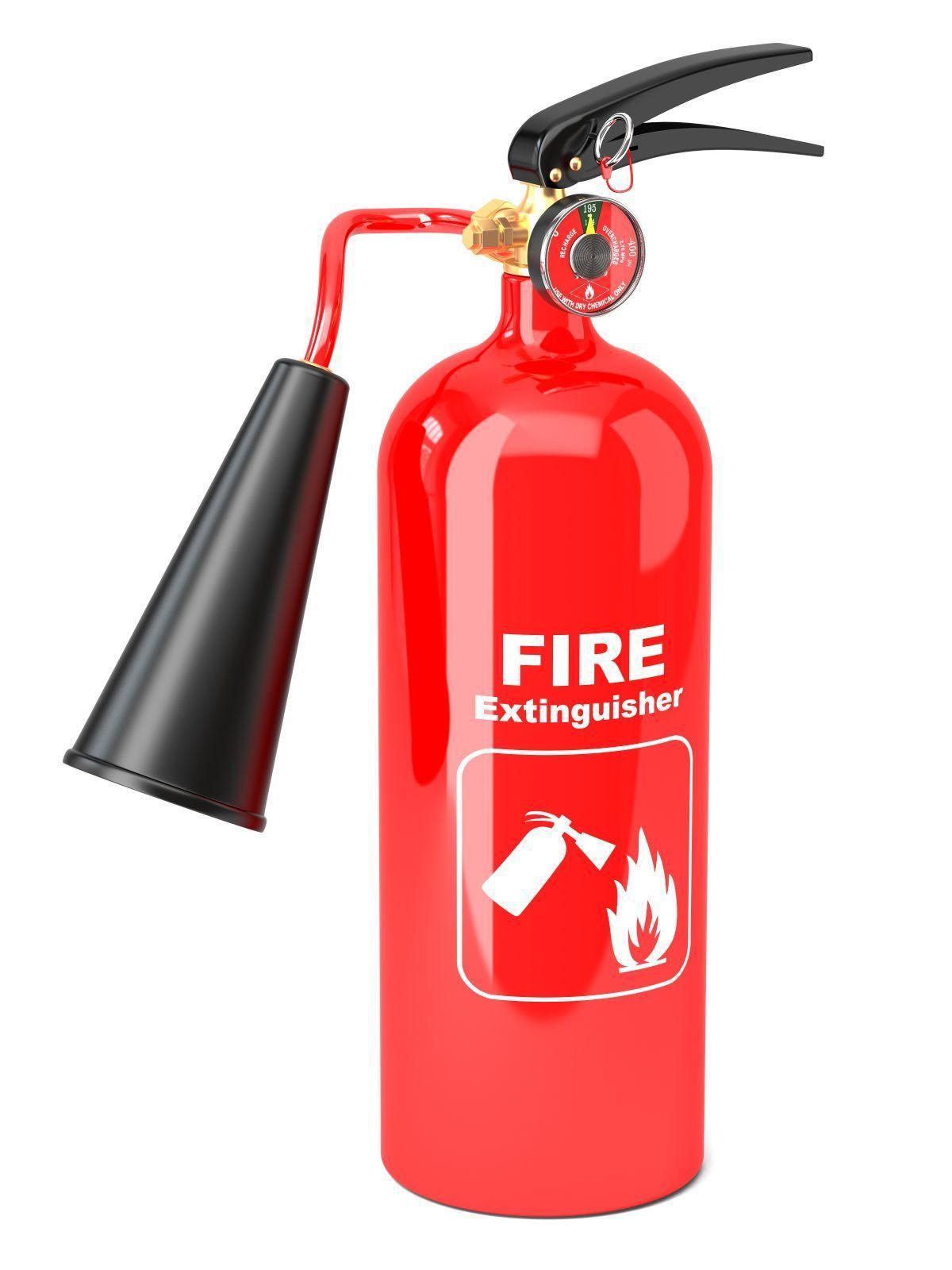 Как сделать огнетушитель своими руками для детей фото