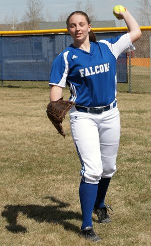 Keen eye, knowledge of strike zone exemplify Skyview's Ellis