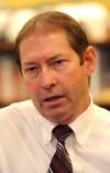 Daniel Farr, Sidney's superintendant of schools