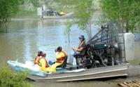 Gallery: Air boat cleanup