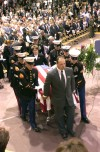 Childers' funeral