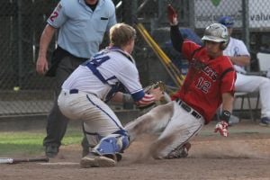 Legion baseball: Royals rout Scarlets, move on to semifinals