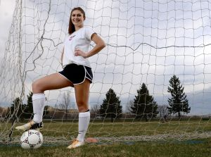 After 6 concussions, Senior athlete pushes for awareness