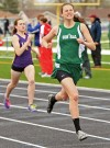 Central boys, girls sweep Eastern A track titles