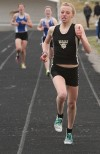 West's Taylor Grove wins the 1600