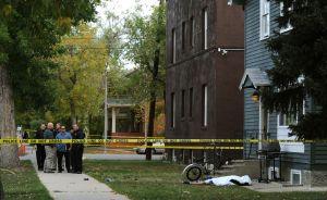Police investigating homicide on North 31st Street