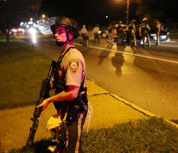 ferguson police officer essay Is 'ferguson effect' behind crime wave fbi director james comey suggested in october that police officers are pulling back out of fear of being videotaped.