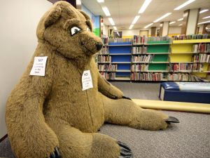 Library closes its doors for the last time