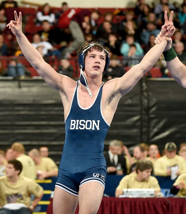 Takedowns saturday 39 s aa highlights gazprepsports high for Bison motors great falls