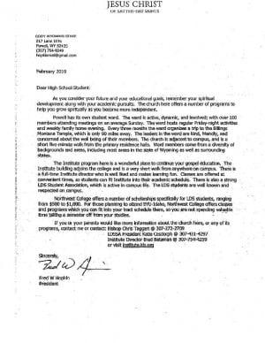 Baseball Coach Cover Letter