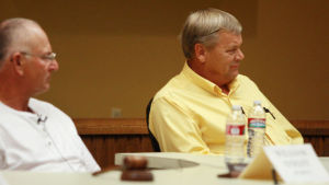Confrontation with Casper mayor downplayed