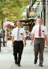 Missionaries Luke Olsen and Rob Smith