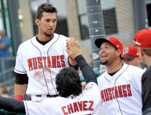 Mustangs' Latin American players work to overcome language barrier