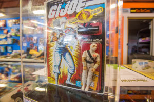 Feature video and photos: Billings vintage Toy Store