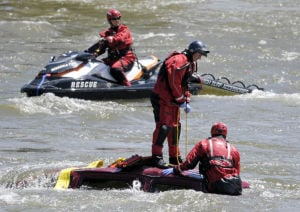 Coroner: Man had medical, mental issues that led to fatal river crash