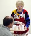 Volunteer Joann Bentz