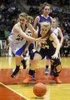 Havre ends Laurel girls' repeat bid, 43-28