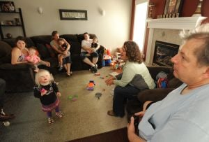 Group works to support families of children with chromosomal disorders