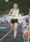 Lois Ricardi Keller wins the Montana Mile