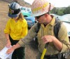Rock Creek fire 85% contained