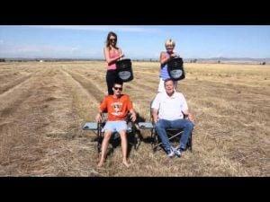 Steve Daines ice bucket challenge
