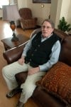 Spiritual counselor helps with end-of-life issues